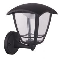 Luceco LED Coach Lantern IP44 - 8w 640 Lumen